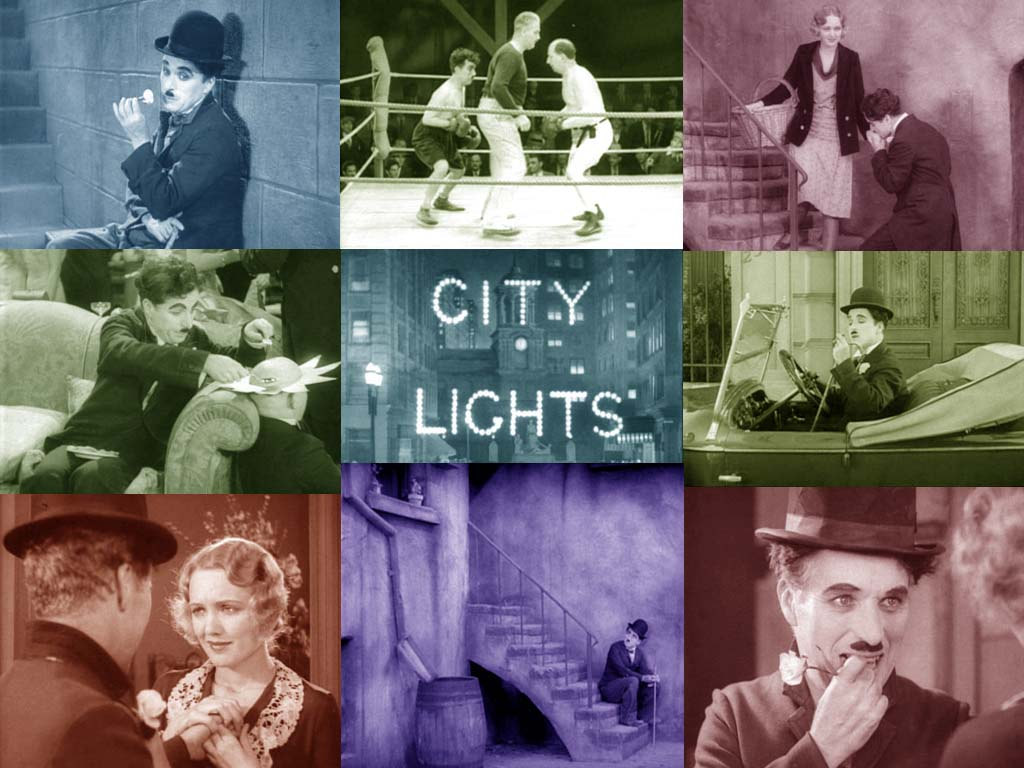 """an analysis of pathos in city lights a comedy romance in pantomime by charlie chaplin Out this week on a new criterion collection dvd & blu-ray, charlie chaplin's """"city lights"""" stands out as one of the director's greatest features, and perhaps the clearest and cleanest fusion of his capacity for pathos and comedy."""